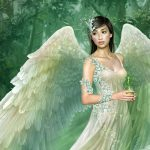 engel-groene-vleugels