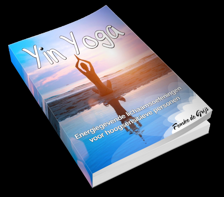 Yin Yoga Energiegevende lichaamsoefeningen voor hoogsensitieve personen