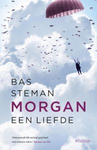 voorkant van het boek Morgan een liefde van Bas Steman