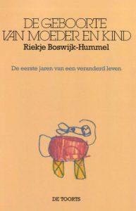 de geboorte van moeder en kind Riekje Boswijk Hummel