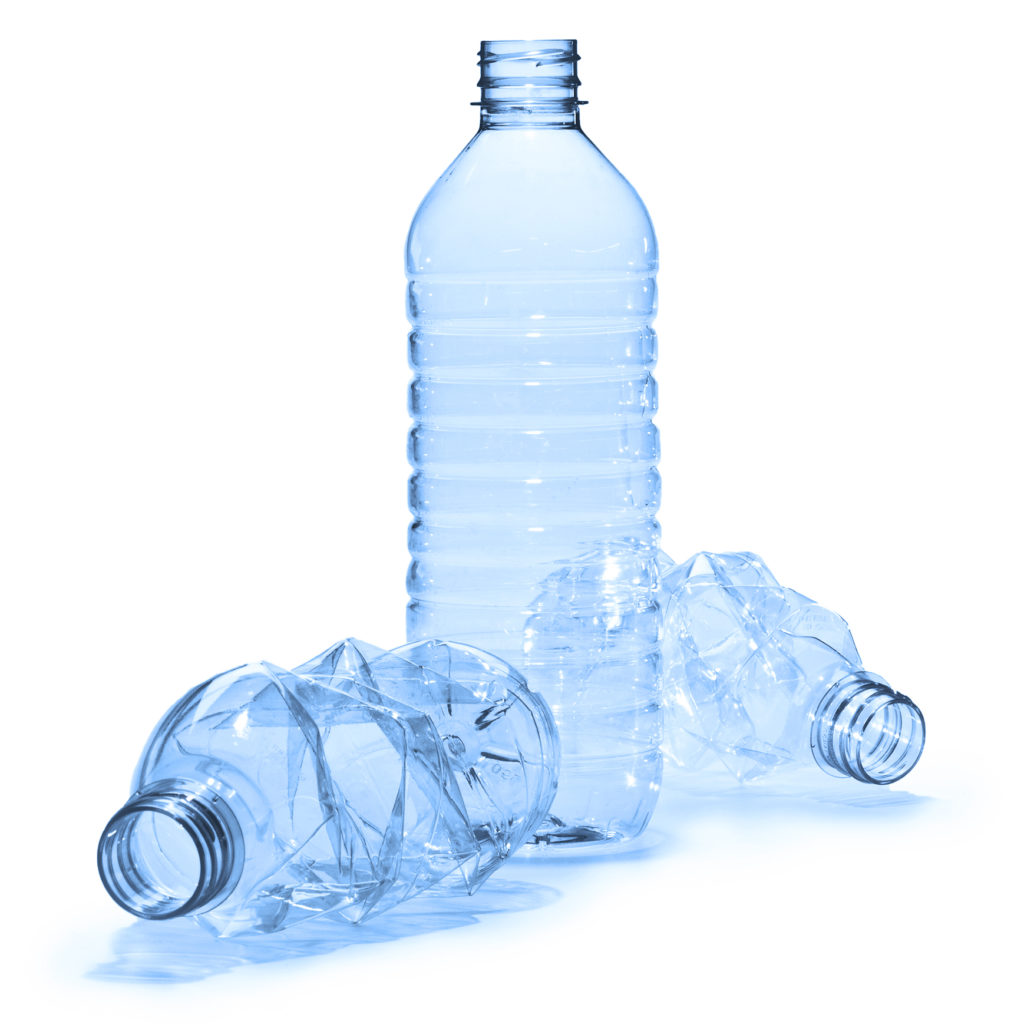 hormoonverstorende stoffen uit plastic drinkfles