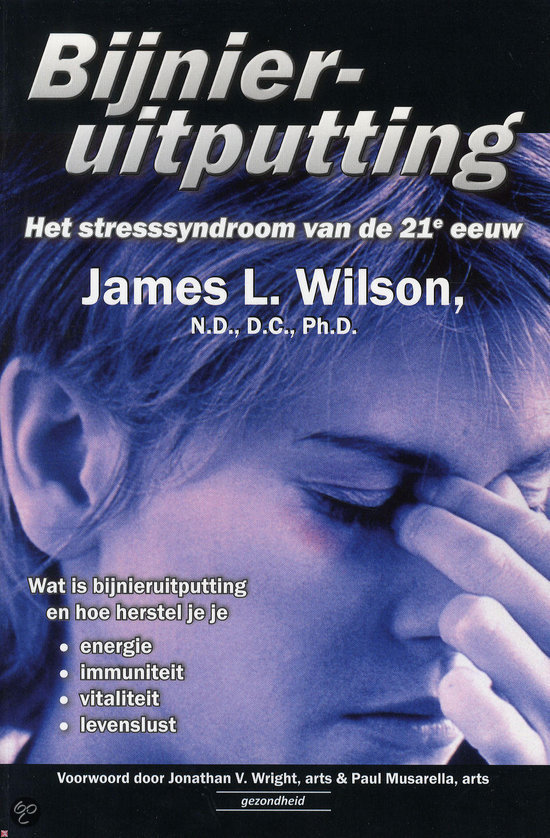 bijnieruitputting James Wilson