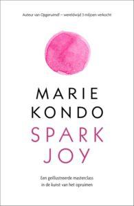 spark joy Marie Kondo
