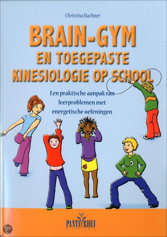 braingym en toegepaste kinesiologie op school Christnia Buchner
