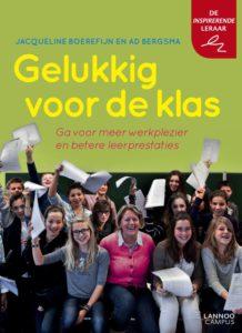 gelukkig voor de klas Jacqueline Boerefijn