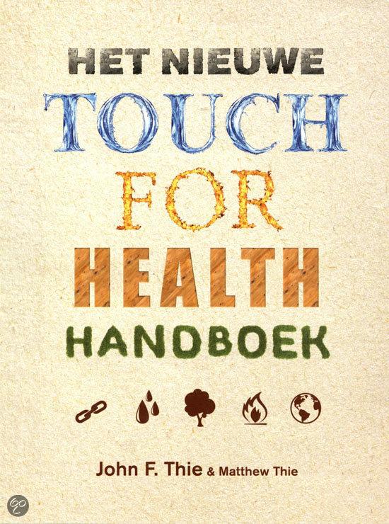 het nieuwe touch for health boek John Thie