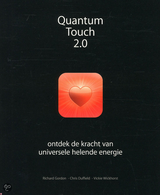 quantum touch 2 0 Richard Gordon