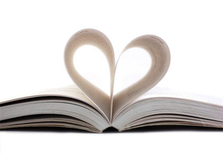boek opengeslagen