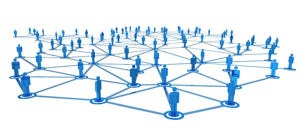 holisme: mensen zijn met elkaar verbonden