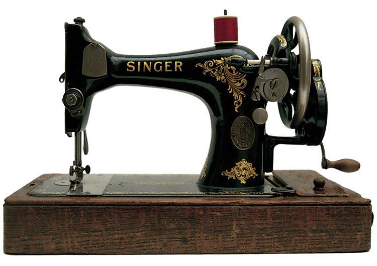 naaimachine van Singer