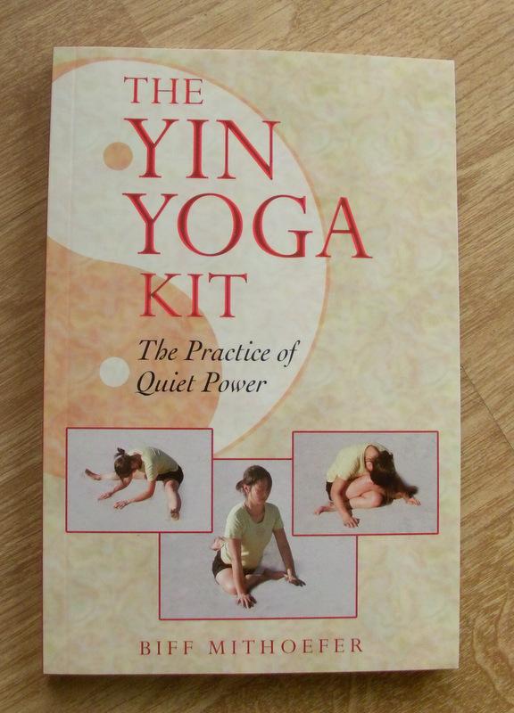 yin yoga kit Biff Mithoefer boek