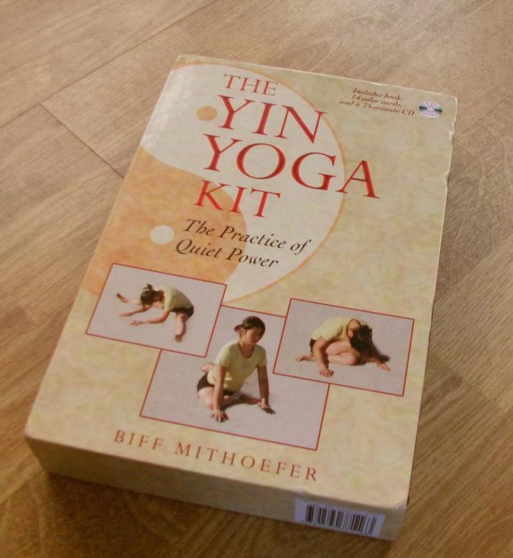 yin yoga kit Biff Mithoefer
