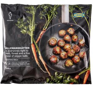 groenteballetjes van ikea