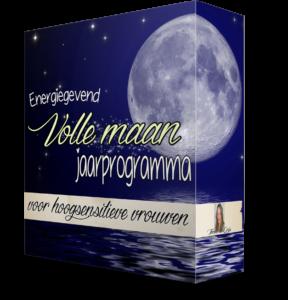 volle maan jaarprogramma voor HSP