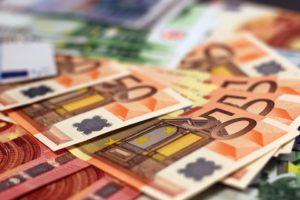euro biljetten van 50 euro