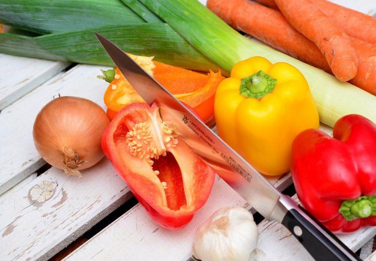 ingrediënten voor een vegetarisch recept