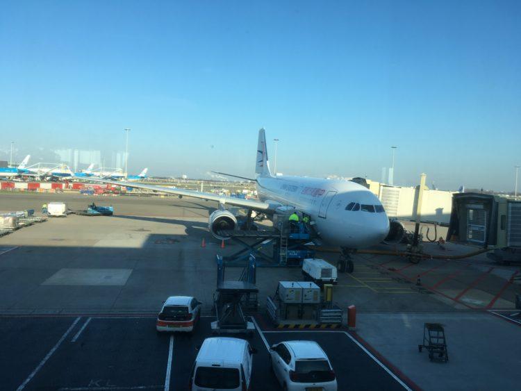china eastern vliegtuig