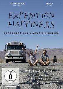 voorkant van de DVD Expedition Happiness