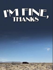 voorkant van de DVD I'm fine, thanks