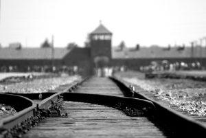 treinspoor van Birkenau