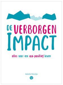 voorkant van het boek De verborgen impact van Babette Porcelijn