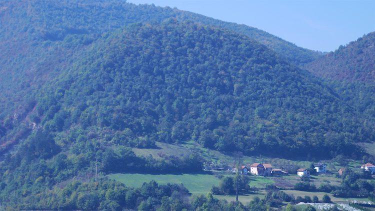 Bosnische Piramide van de Liefde