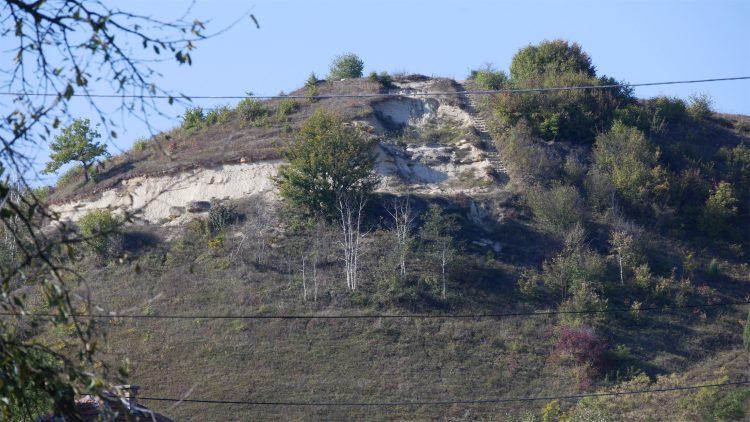 trap van Tumulus