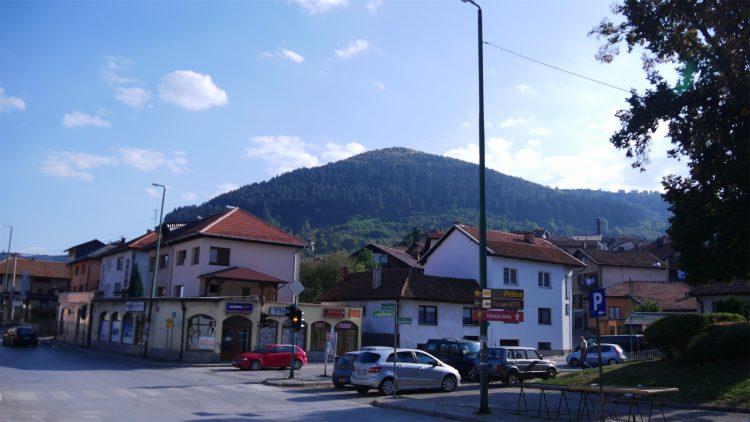 Bosnische Piramide van de Zon Visoko