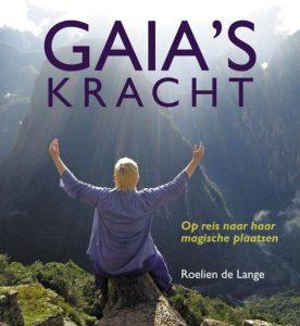 voorkant van het boek Gaia's kracht van Roelien de Lange