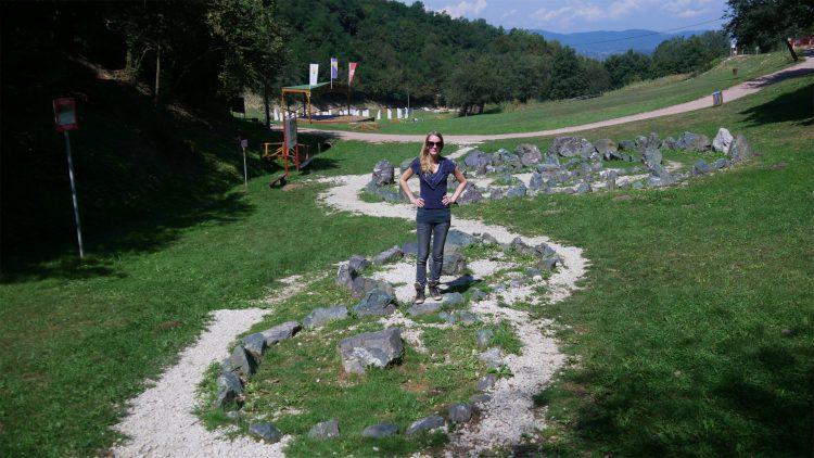 Park Ravne 2 Lemniscaat