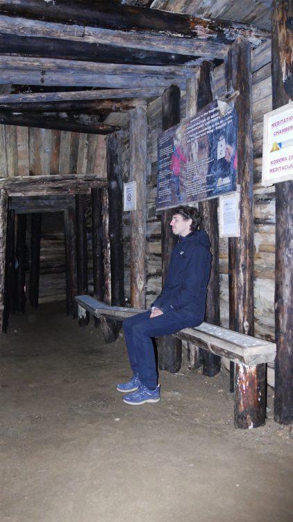 Ravne tunnels healing chamber