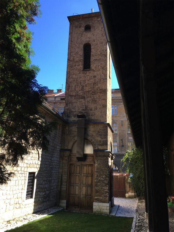 stara pravoslavna crkva toren