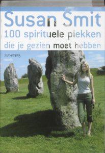 voorkant van het boek Spirituele plekken die je gezien moet hebben van Susan Smit
