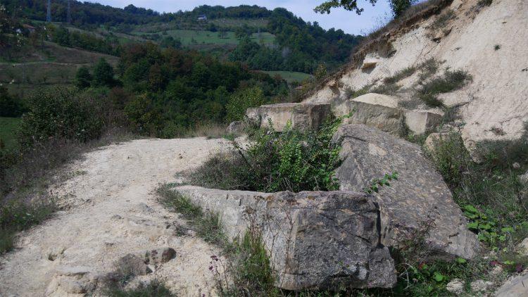 Tumulus gesteente