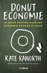 voorkant boek Donut economie van Kate Raworth