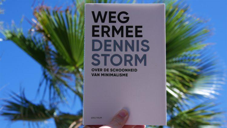voorkant van het boek Weg ermee van Dennis Storm