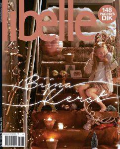 cover van Libelle, waarin Femke de Grijs vertelt over B12-tekort