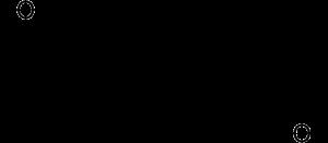 diethylstilbestrol-chemische structuur