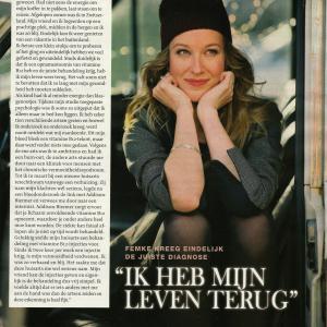 Libelle interviewt Femke de Grijs: